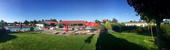 Nieuw in 2017 !  Het Duinhuis Chalet op Camping De Molenhoek